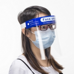 Personal protective face shield, face mask