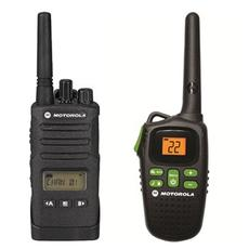 What is the difference between walkie talkies and two way radios?